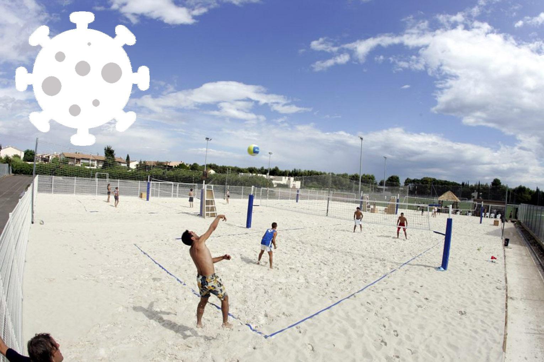 Le Montpellier Beach Masters et le COVID19