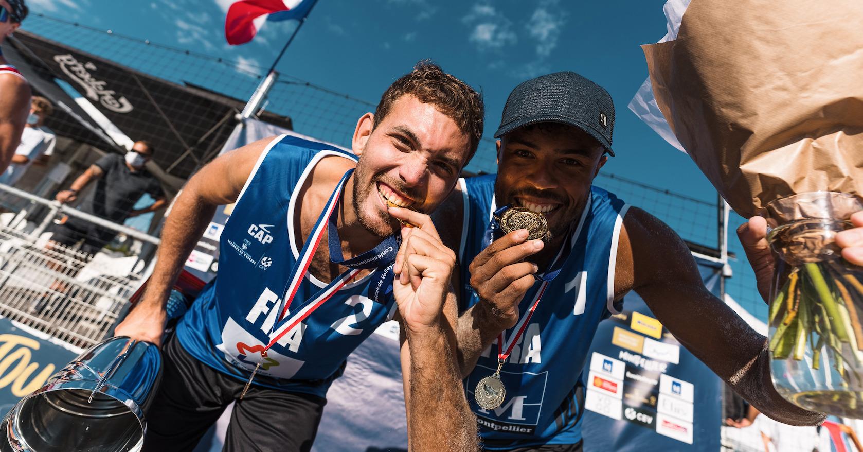 Ils l'ont fait ! Les français médaillés d'or !
